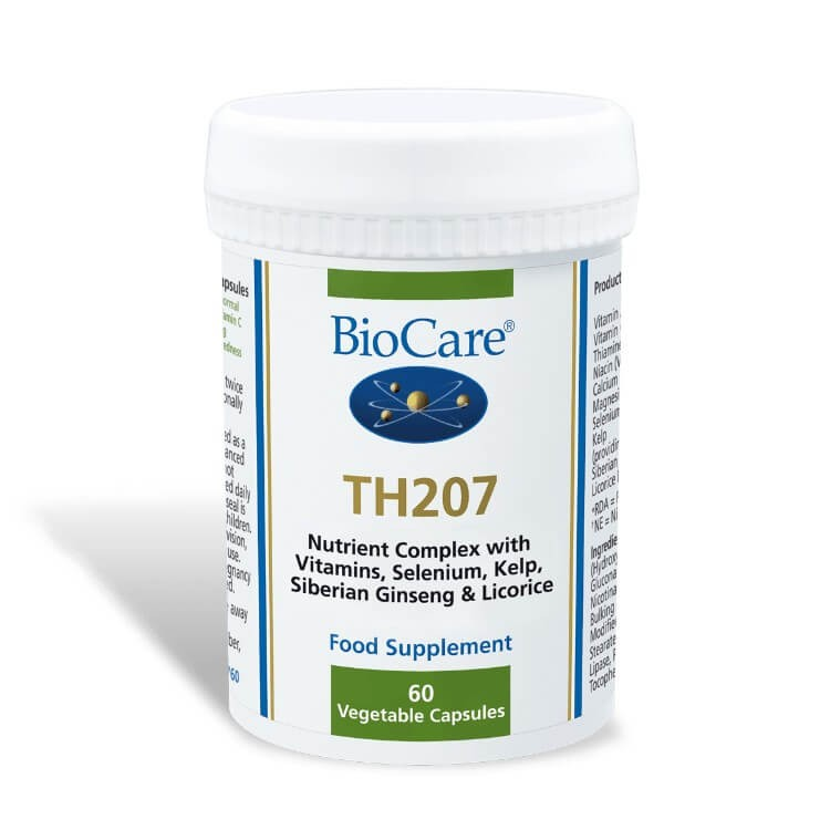 biocare th207 olivia beck nutrition